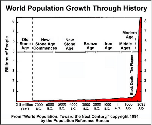 Population World