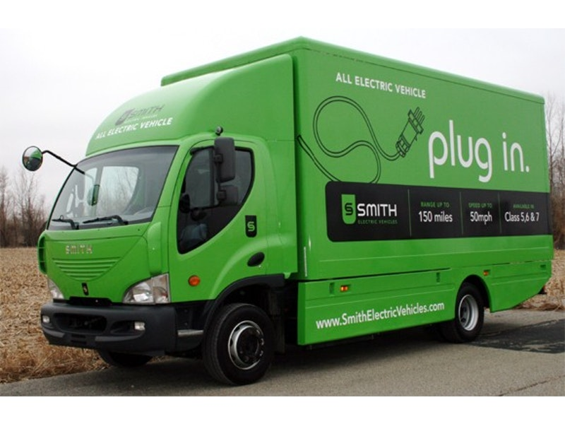 Electric Commercial Vehicles, a ten year update – Part 1 » Peak Oil